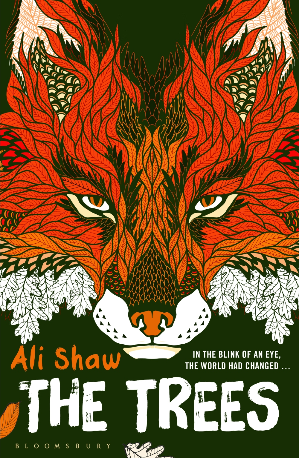 the-trees-by-ali-shaw-front-cover