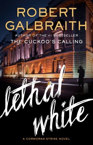 Lethal White by Robert Galbraith US